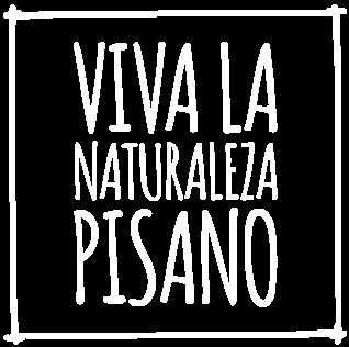 Viva la naturaleza Pisano